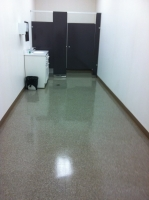 Industrial Floor After