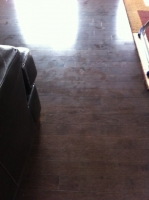Hardwood Before