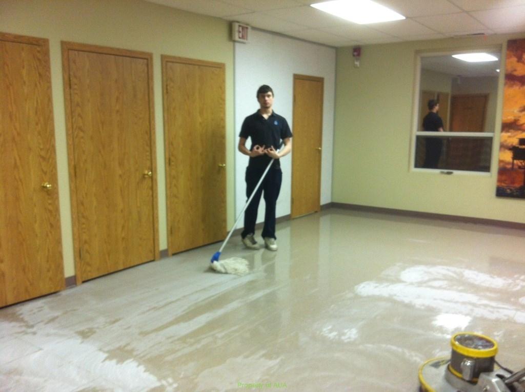 Donavan Floor Stripping