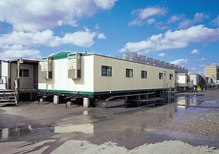 Temporary Trailers & Sites