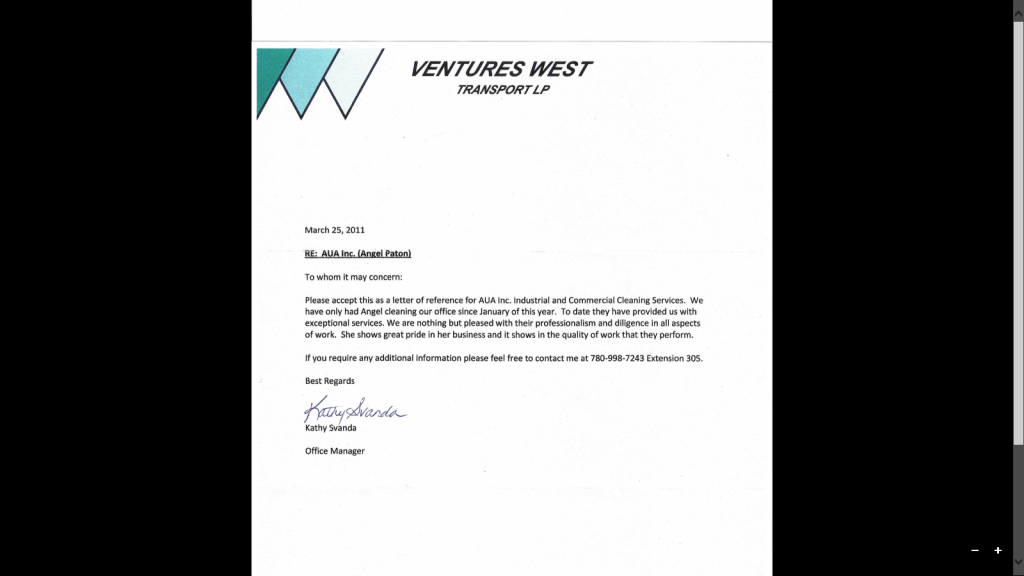 Ventures-Reference
